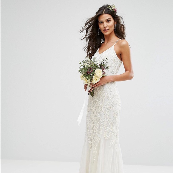 Asos Wedding Dress.Brand New Asos Wedding Dress Nwt